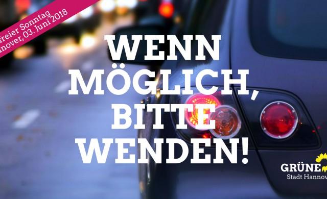Autofreier Sonntag 2018 Stadtverband Hannover