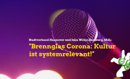 Brennglas Corona: Kultur ist systemrelevant